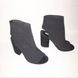 Steve Madden Sock Booties